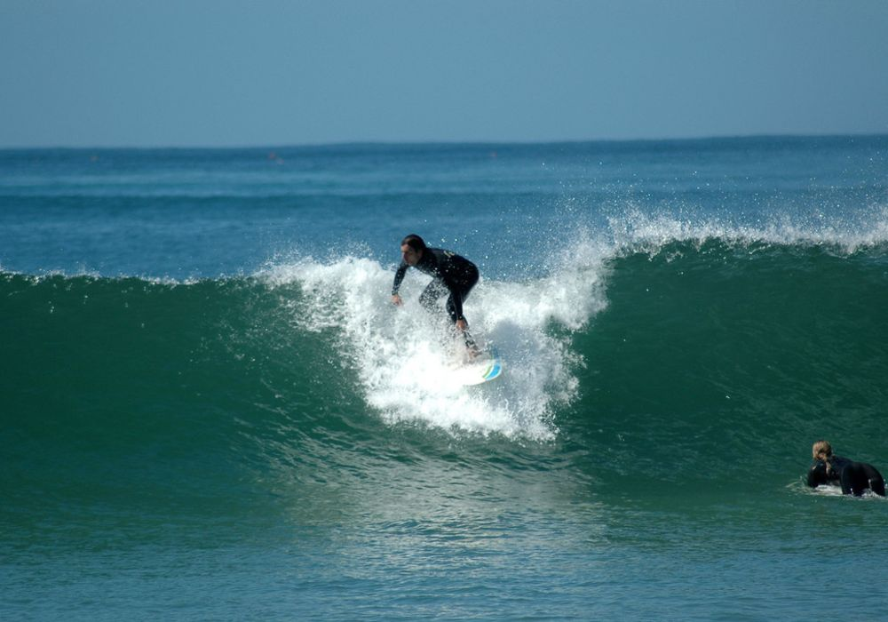 Surf & Yoga in The Lodge, Portugal