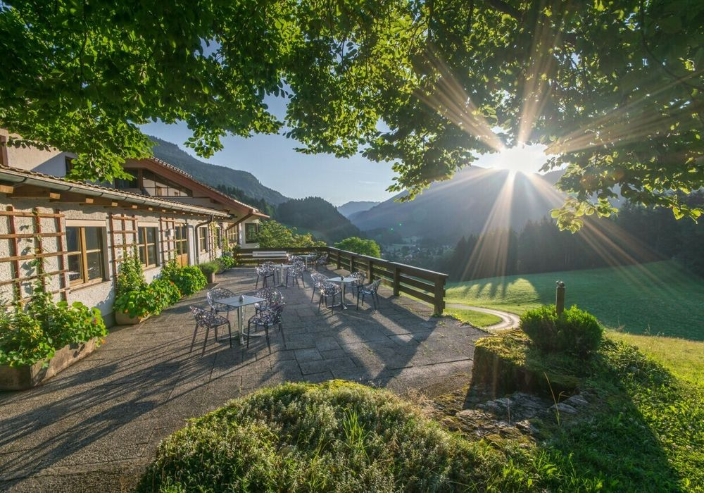 Yoga Retreat in den Bergen, Chiemgau